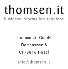 thomsen.it GmbH - business information solutions